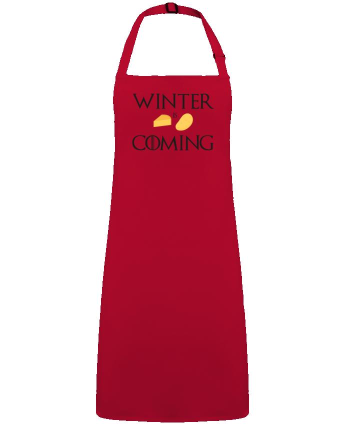 Tablier Sans Poche Winter is coming par  Ruuud
