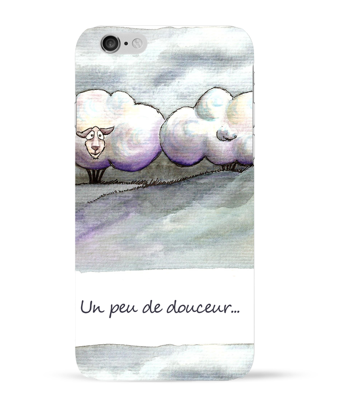 coque iphone 6 mouton