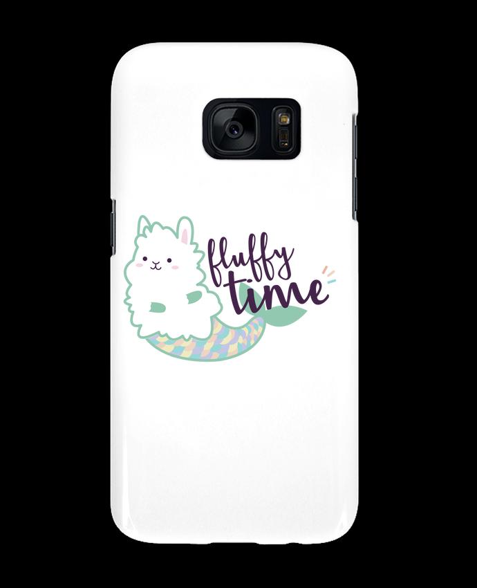 Coque 3D Samsung Galaxy S7 Mermaid Fluffy par Nana