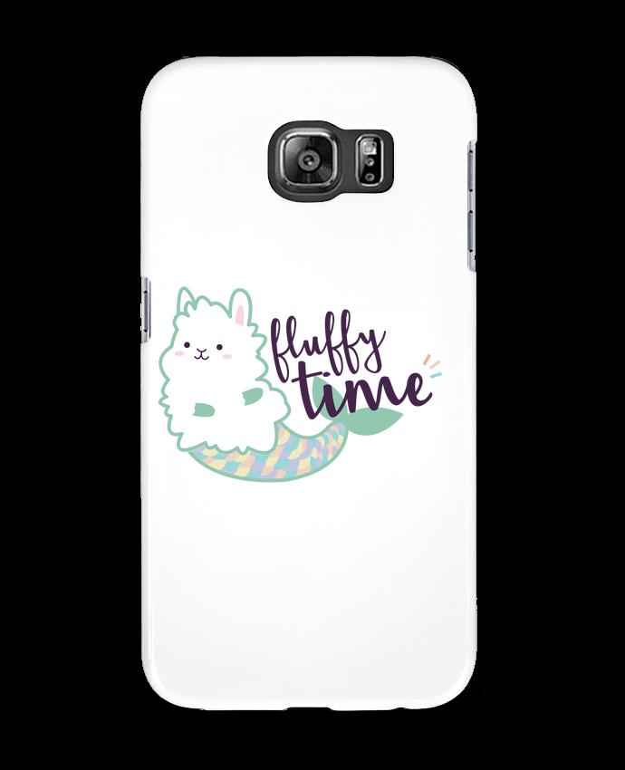 Coque 3D Samsung Galaxy S6 Mermaid Fluffy - Nana