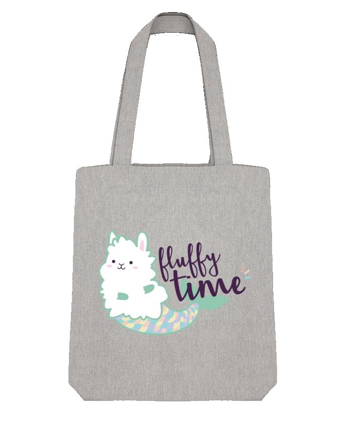Tote Bag Stanley Stella Mermaid Fluffy par Nana