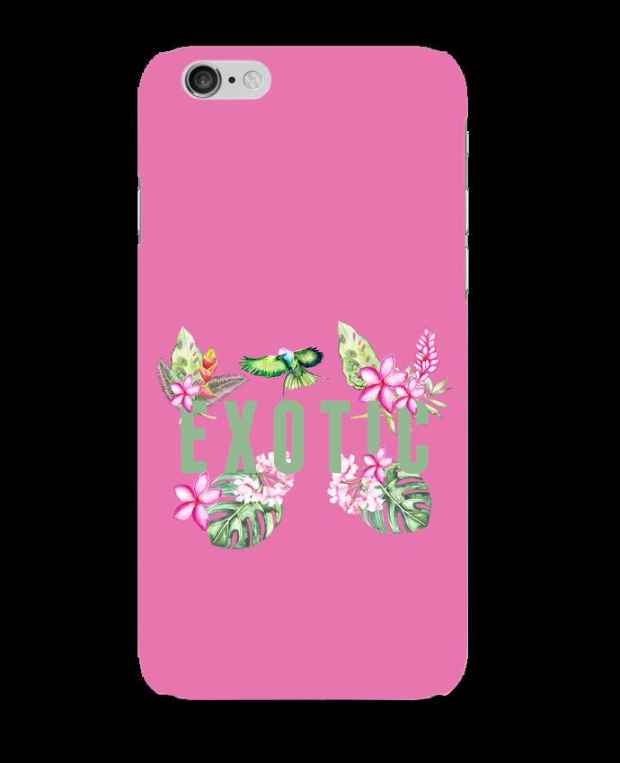 Coque iPhone 6 Exotic par Les Caprices de Filles
