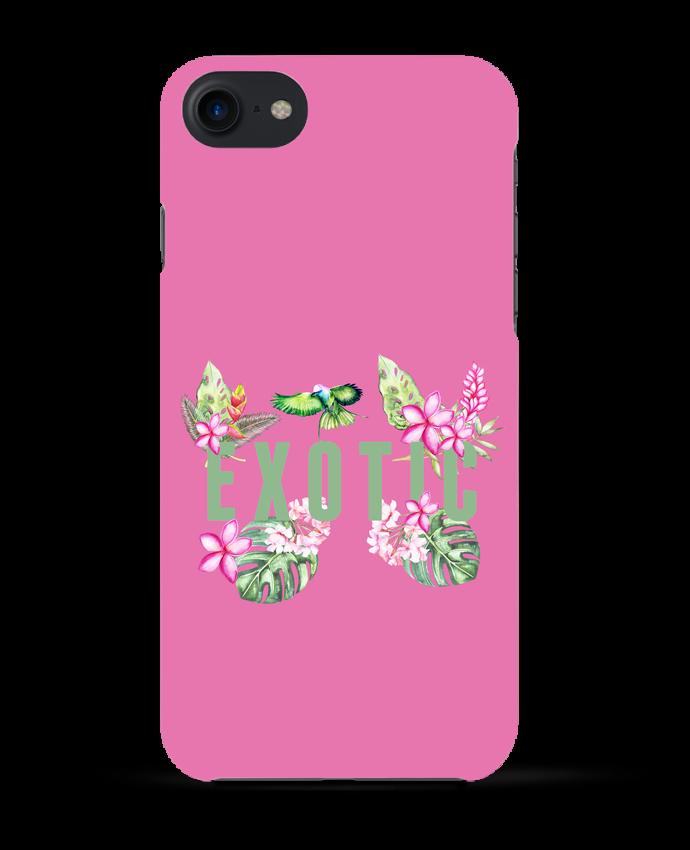 Coque 3D Iphone 7 Exotic de Les Caprices de Filles