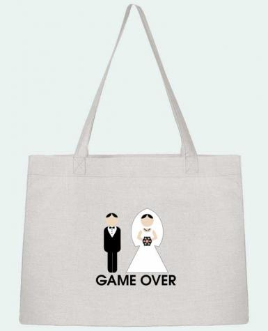 Sac Cabas Shopping Stanley Stella game over mariage par DUPOND jee