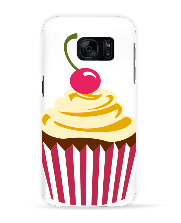 coque samsung s7 cup cake