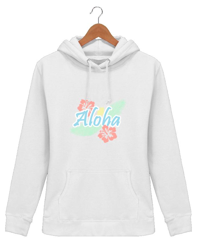 Sweat à Capuche Femme Aloha - Les Caprices de Filles