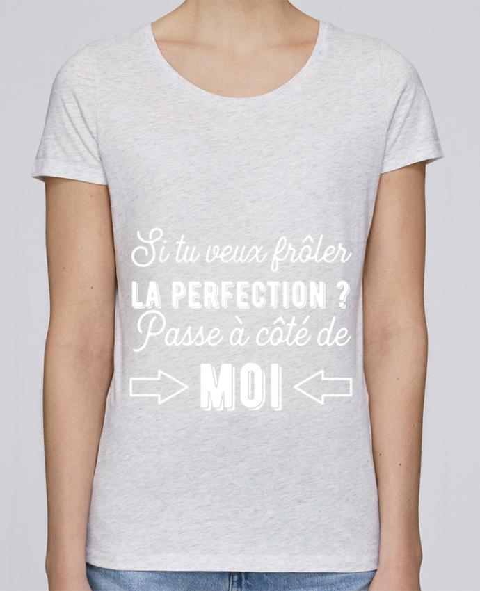 Shirt Perfection Femme T Par Original Stella Loves Humour Cadeau 3AR5jLqc4