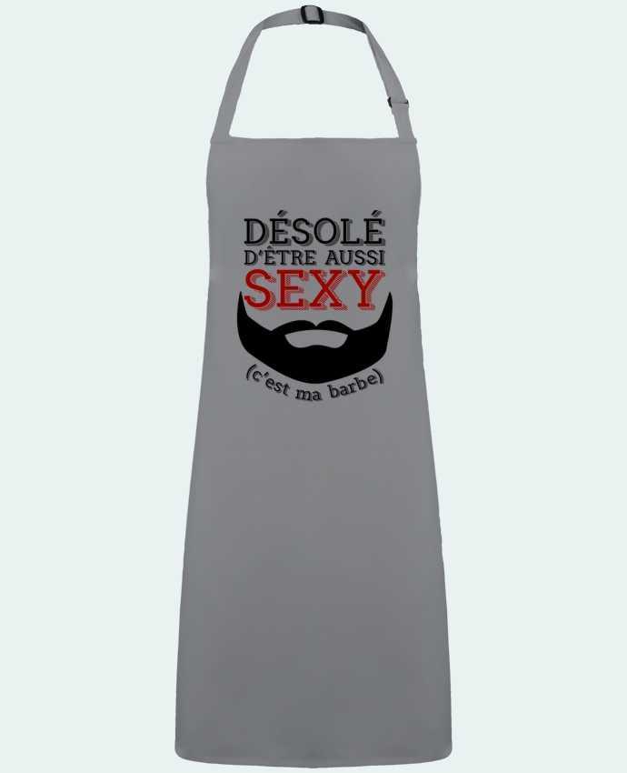 Tablier Sans Poche Barbe sexy cadeau humour par  Original t-shirt