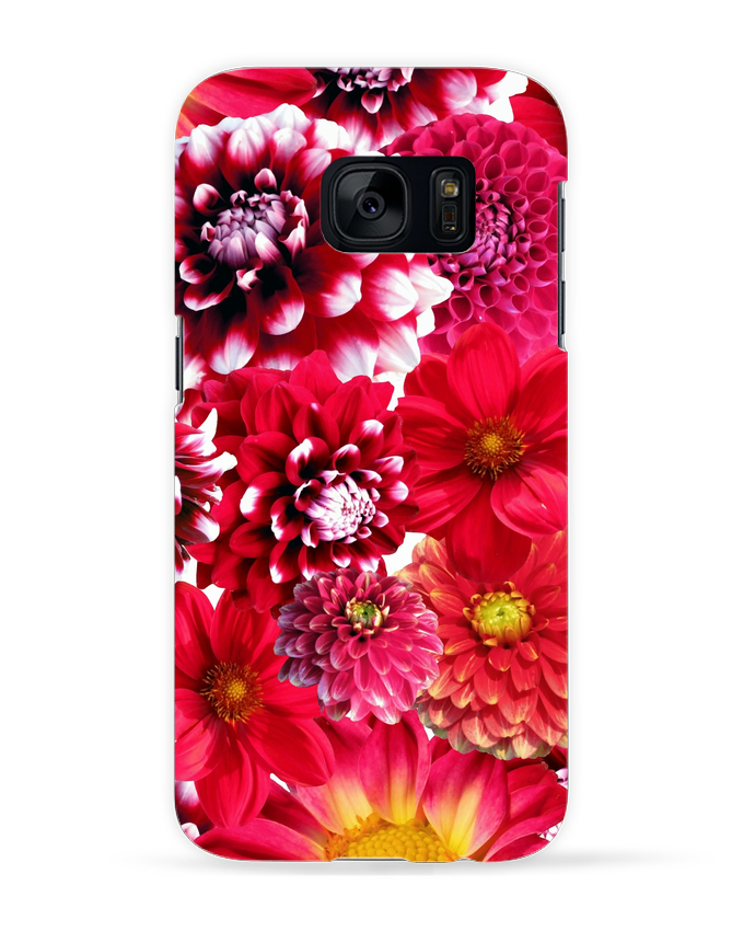 coque samsung galaxy s7 fleurs