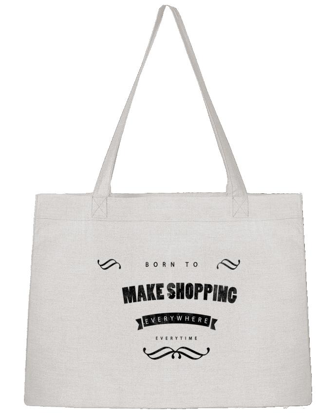 Sac Cabas Shopping Stanley Stella Born to make shopping par Les Caprices de Filles