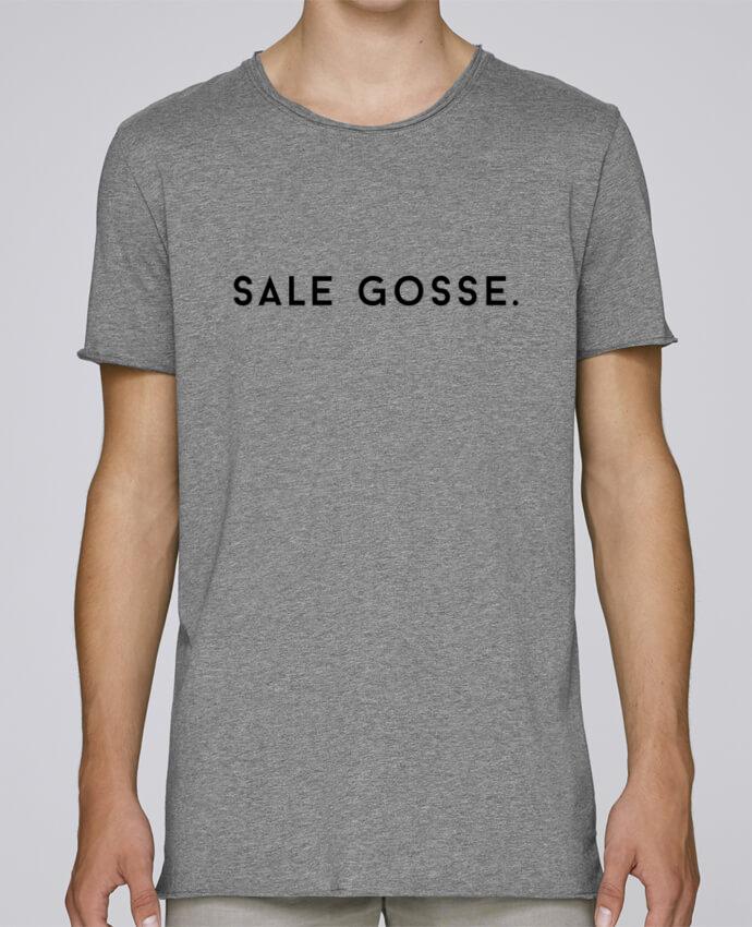T-shirt Homme Oversized Stanley Skates SALE GOSSE. par Graffink