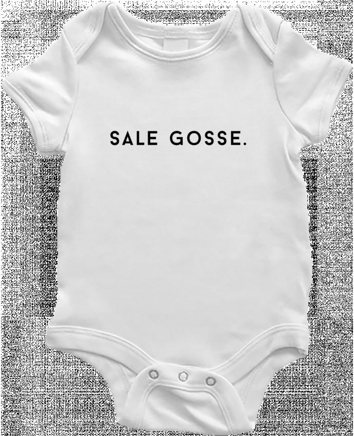 Body Bébé SALE GOSSE. par Graffink
