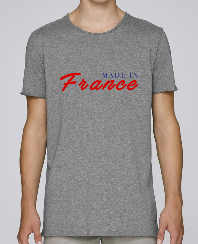 T-shirt Homme Oversized Stanley Skates MADE IN FRANCE par Graffink