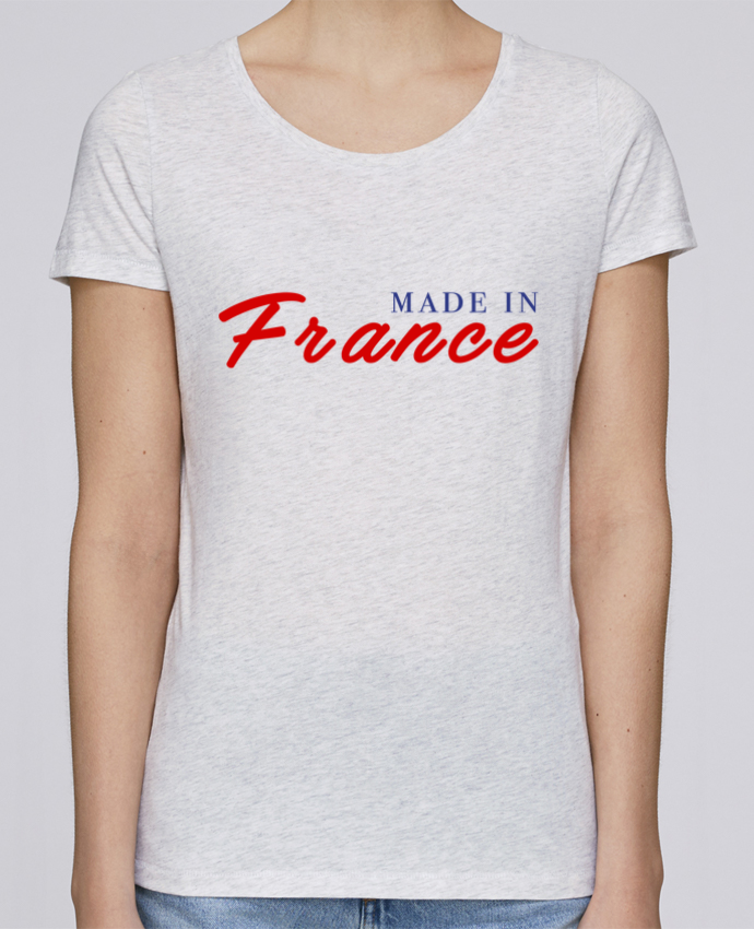 T-shirt Femme Stella Loves MADE IN FRANCE par Graffink