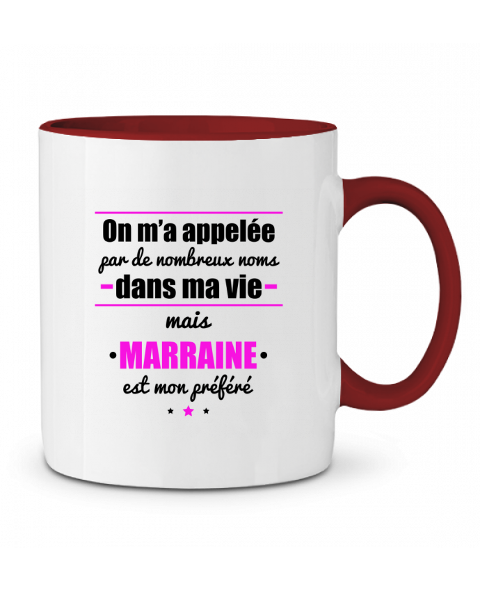 Mug en Céramique Bicolore On m