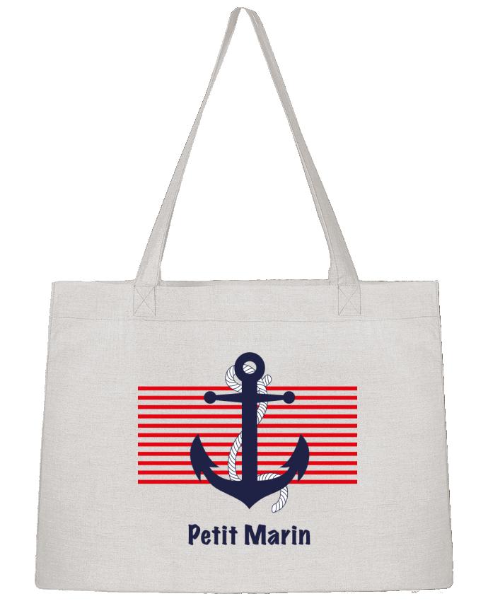Sac Cabas Shopping Stanley Stella Petit Marin par M.C DESIGN