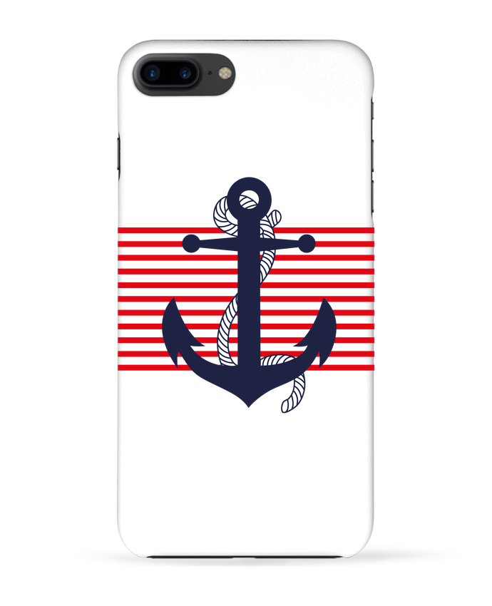 Coque 3D Iphone 7+ Petit Marin par M.C DESIGN