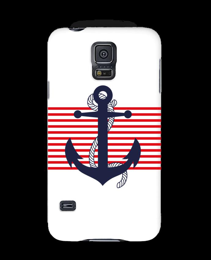 Coque Samsung Galaxy S5 Petit Marin par M.C DESIGN