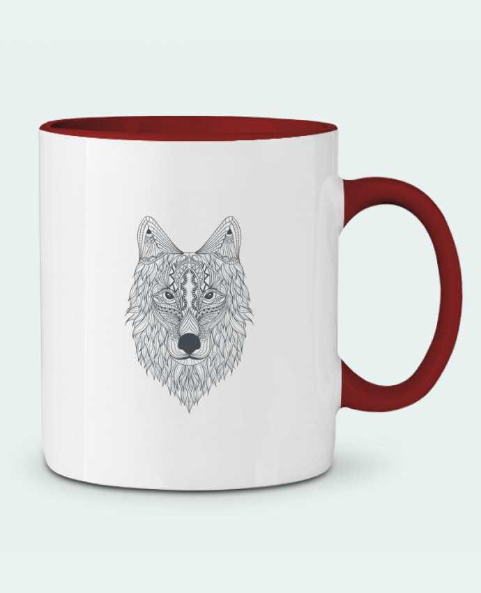 Mug en Céramique Bicolore Wolf Bichette