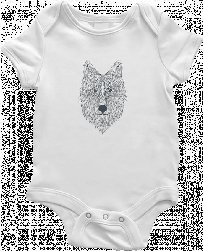 Body Bébé Wolf par Bichette