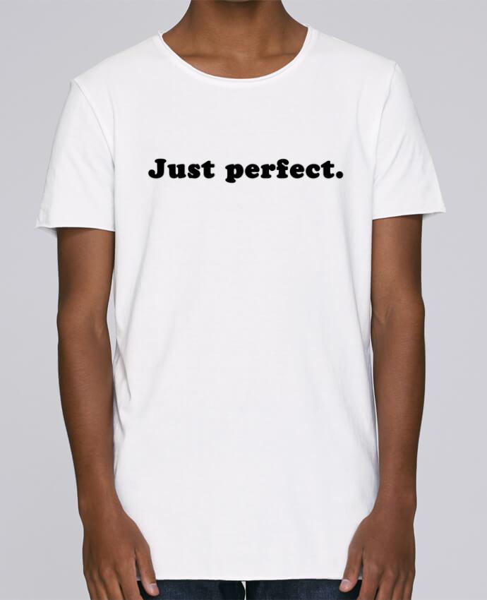 T-shirt Homme Oversized Stanley Skates Just perfect par Les Caprices de Filles