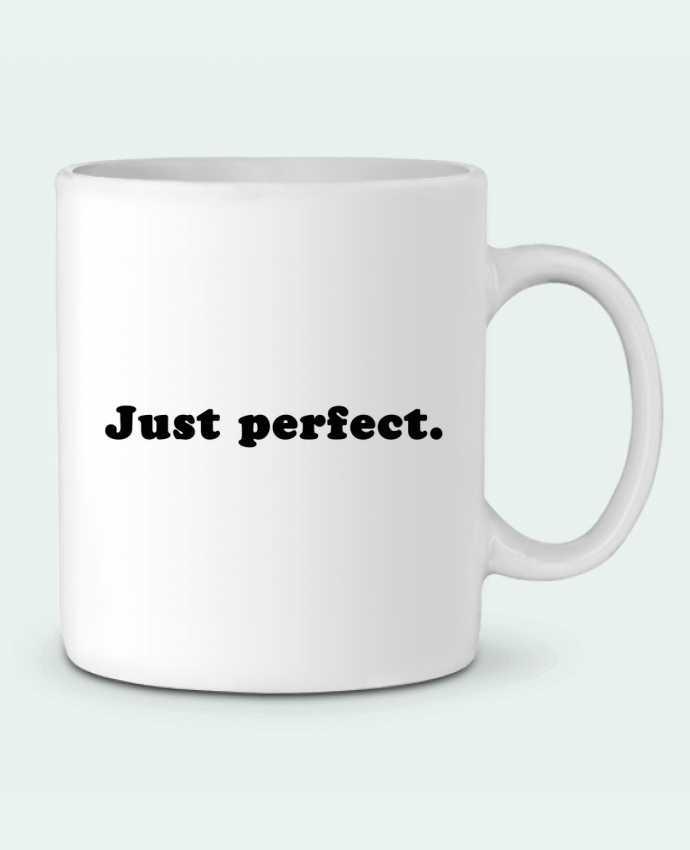 Mug en Céramique Just perfect par Les Caprices de Filles