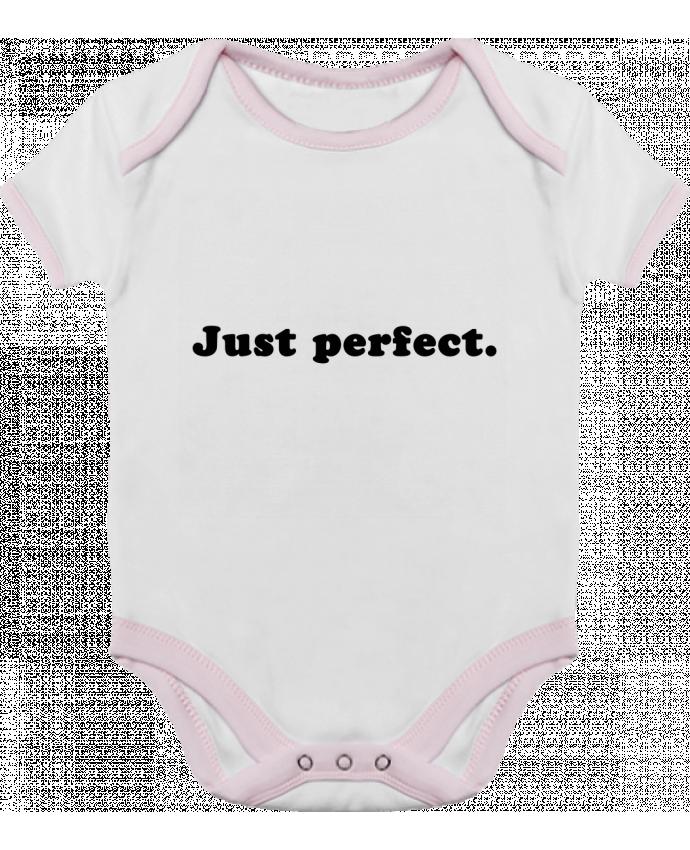 Body Bébé Contrasté Just perfect par Les Caprices de Filles
