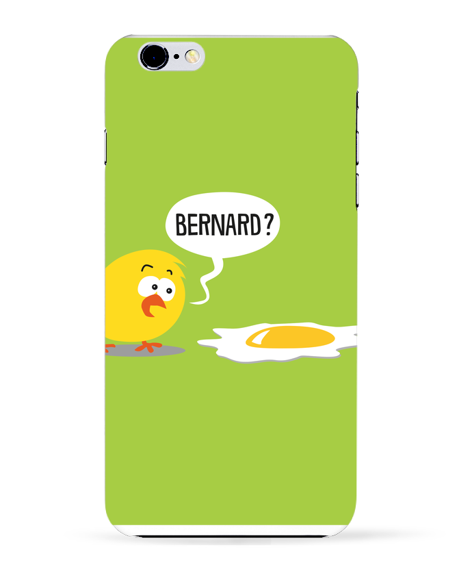 Coque 3D Iphone 6+ Bernard de Rickydule