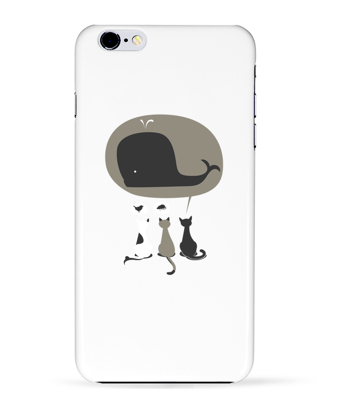 Coque 3D Iphone 6+ Dream Big de flyingmouse365