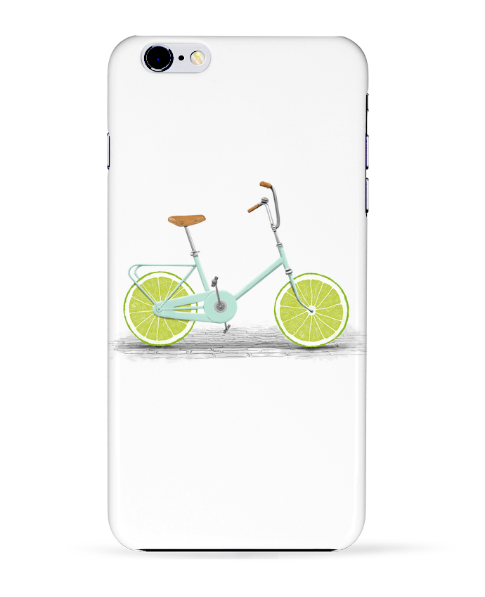 Coque 3D Iphone 6+ Acid de Florent Bodart