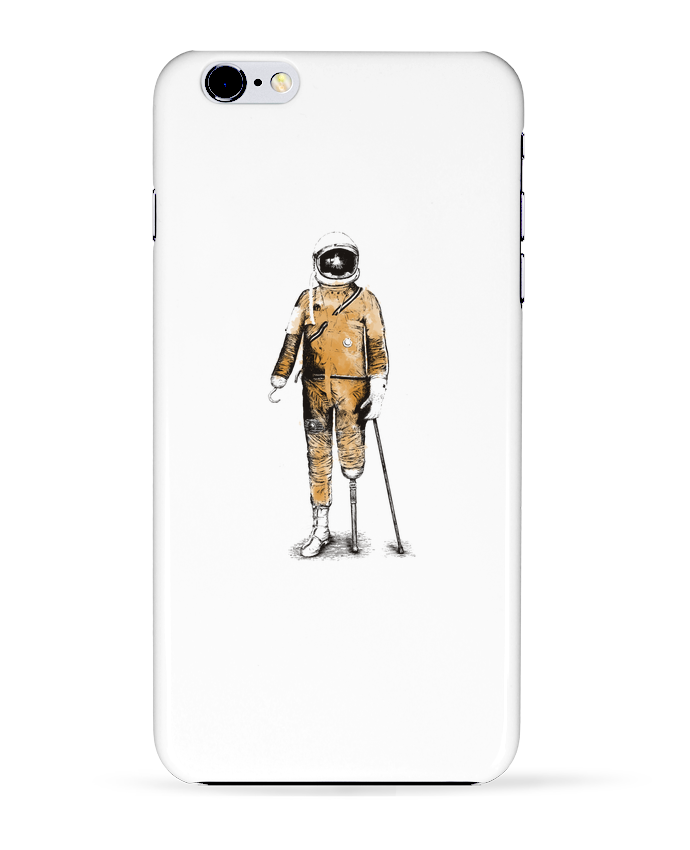 Coque 3D Iphone 6+ Astropirate de Florent Bodart