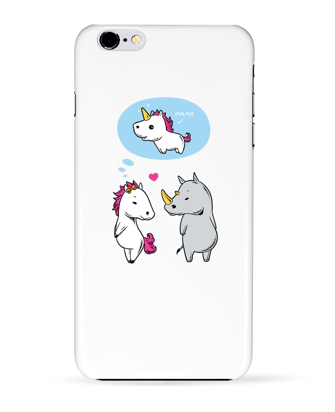 Coque 3D Iphone 6+ Perfect match de flyingmouse365