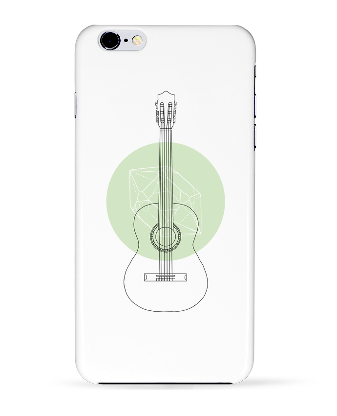 Coque 3D Iphone 6+ Guitar de Florent Bodart
