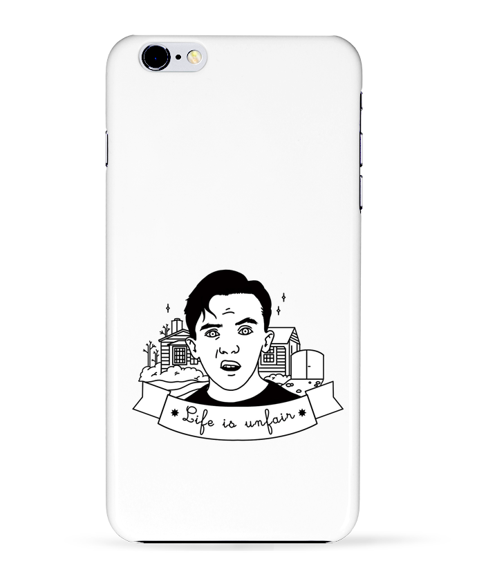 Coque 3D Iphone 6+ Malcolm in the middle de tattooanshort