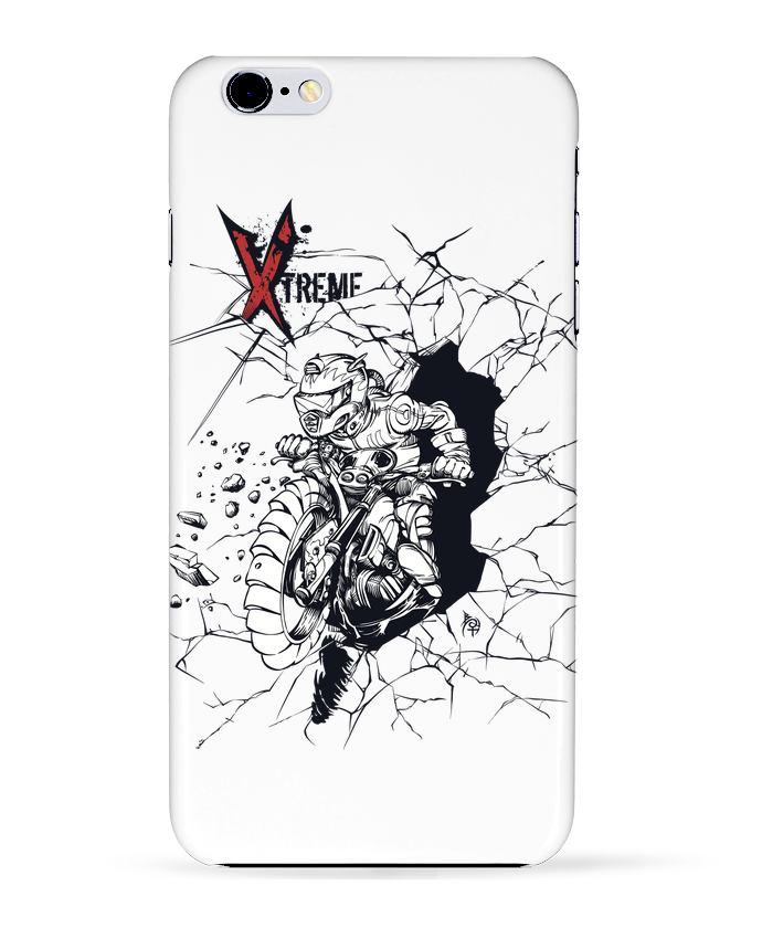 coque motocross iphone 6