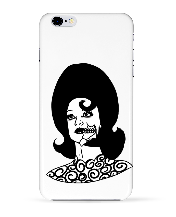 Coque 3D Iphone 6+ Miss Alien de tattooanshort
