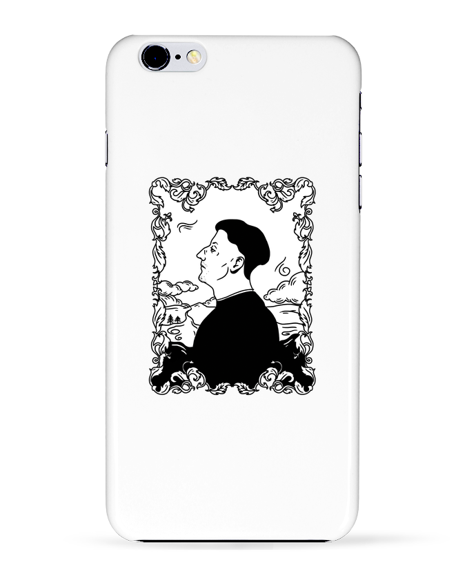 Coque 3D Iphone 6+ Godefroy de montmirail de tattooanshort