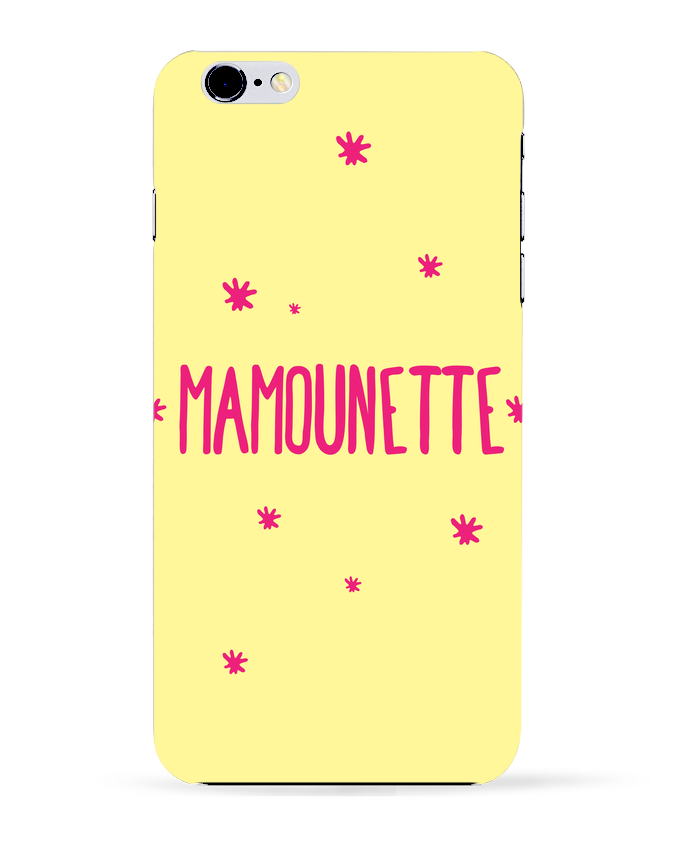 Coque 3D Iphone 6+ Mamounette de tunetoo