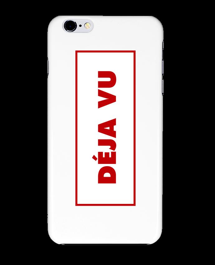 Coque 3D Iphone 6+ Déjà vu de tunetoo