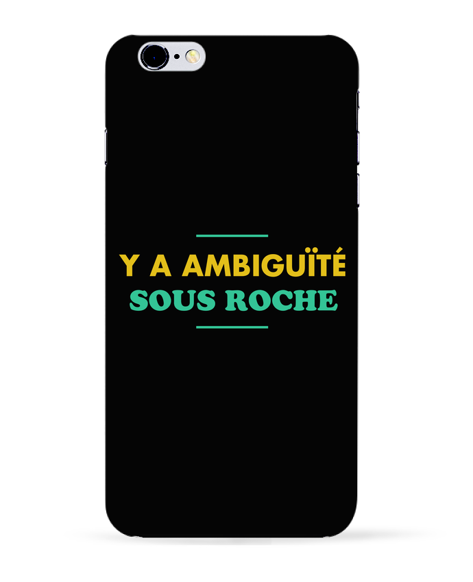 Coque 3D Iphone 6+ Y