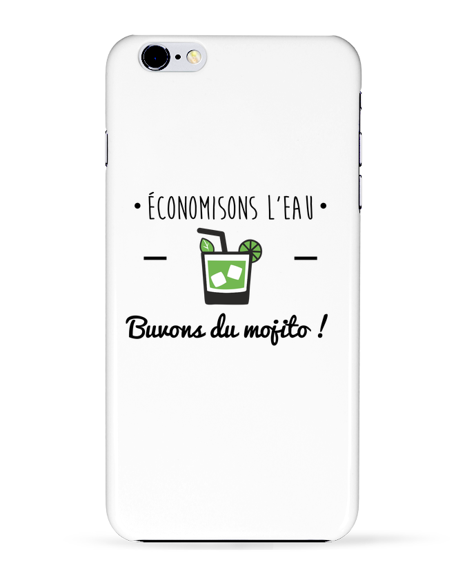 Coque 3D Iphone 6+ Économisons l