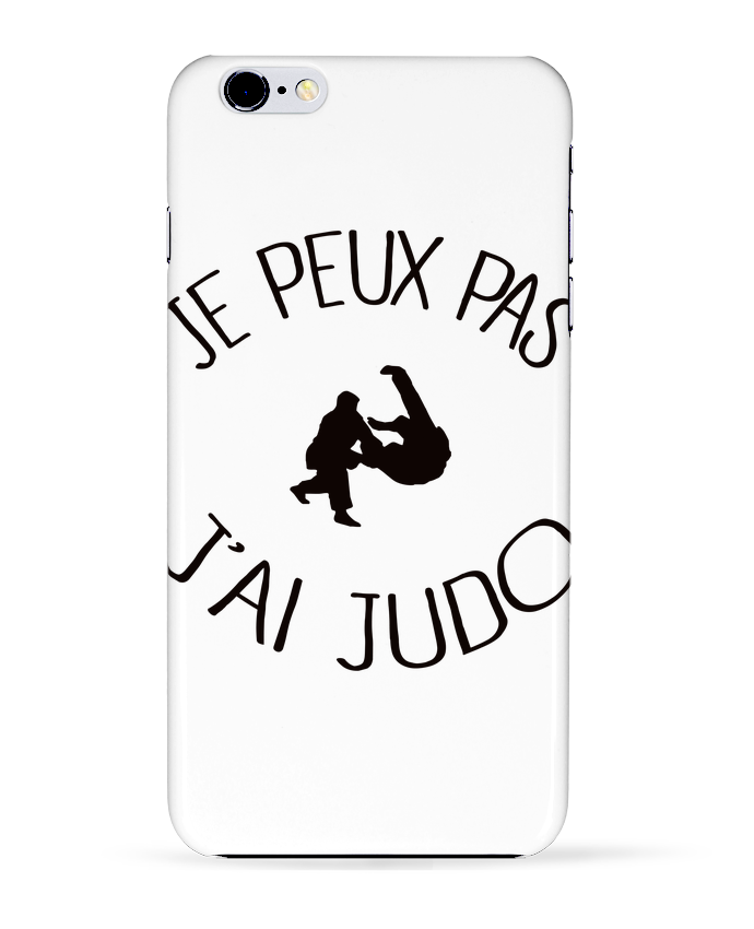 2271473 coque 3d iphone 6 plus blanc je peux pas j ai judo by freeyourshirt com