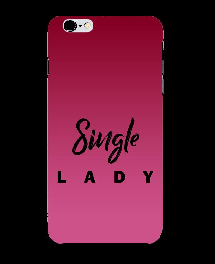 Coque 3D Iphone 6+ Single lady de tunetoo