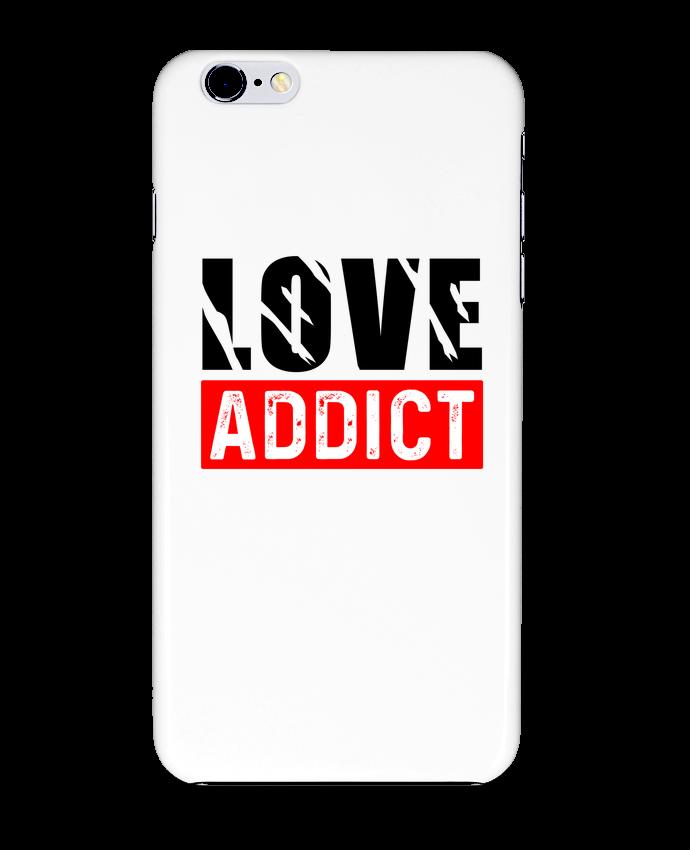 Coque 3D Iphone 6+ Love Addict de Sole Tshirt