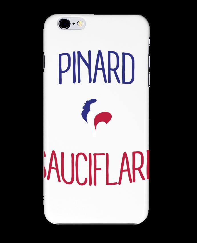 Coque 3D Iphone 6+ Pinard Sauciflard de Freeyourshirt.com