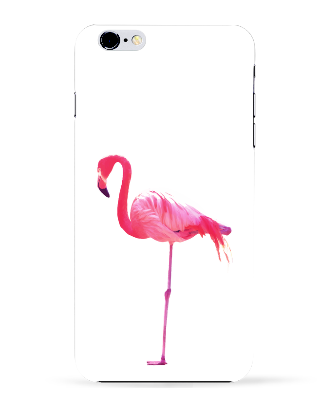 Coque 3D Iphone 6+ Flamant rose de justsayin