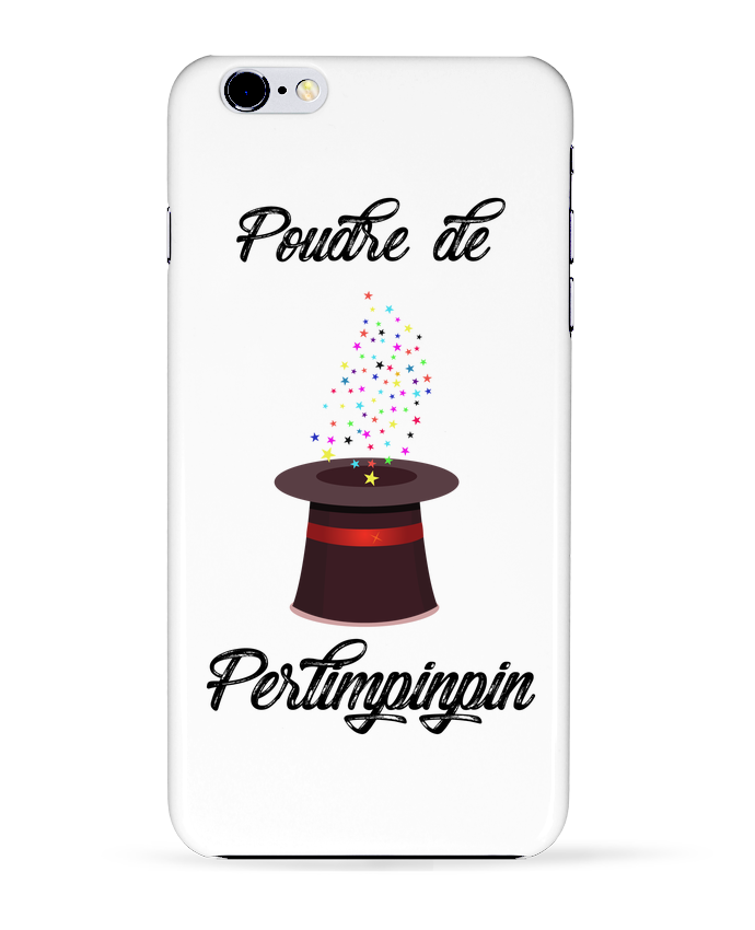 Coque 3D Iphone 6+ Poudre de Perlimpinpin VS Merlin de tunetoo