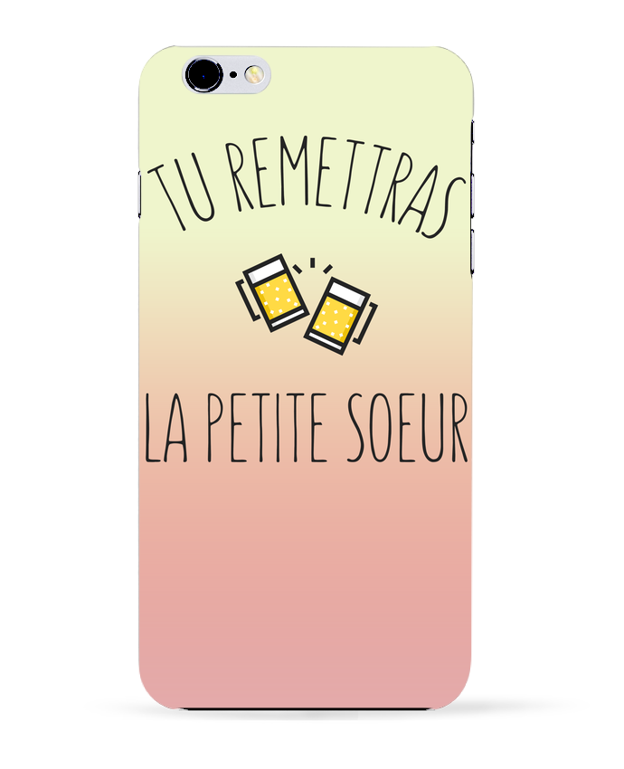 coque soeur iphone 6