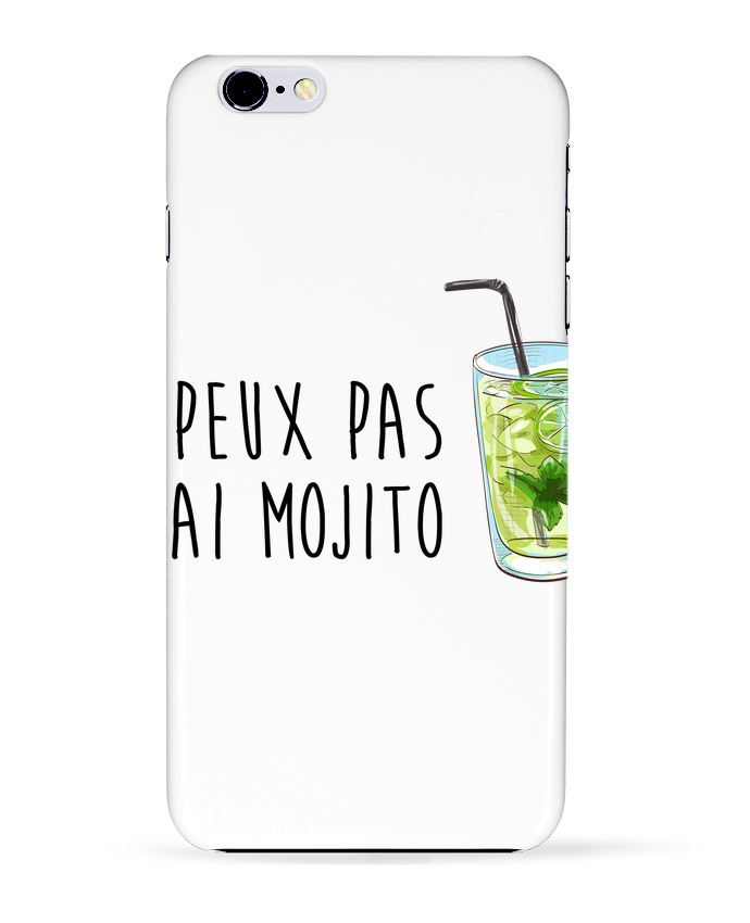 COQUE Iphone 6+   Je peux pas j'ai mojito de FRENCHUP-MAYO