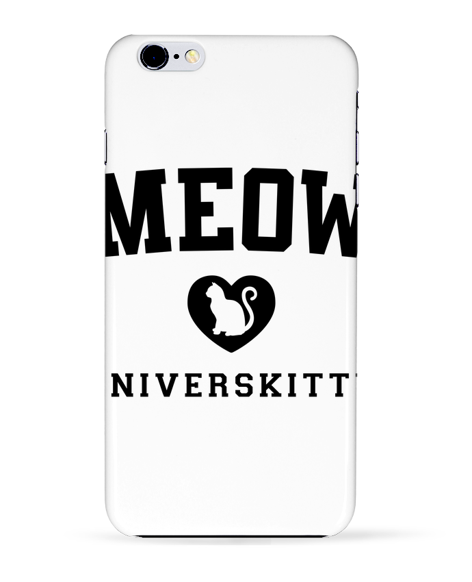 coque iphone 6 meow